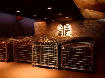 Im Keller der Cantina Nino Franco