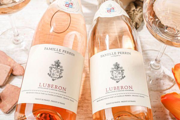 Famille Perrin - Luberon Rosé 2020