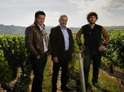 Arnaud, Jean-Louis und Laurent,Saget