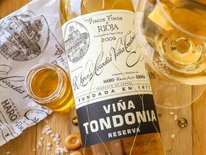 R. López de Heredia - Rioja Blanco Reserva 2009 Viña Tondonia