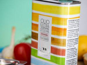 Frantoio Muraglia - Olivenöl Medium Fruity Rainbow Tin 1,0 L