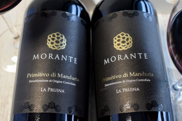 Primitivo di Manduria 2016 Morante