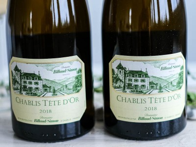 Billaud-Simon - Chablis 2018 Tete d'Or