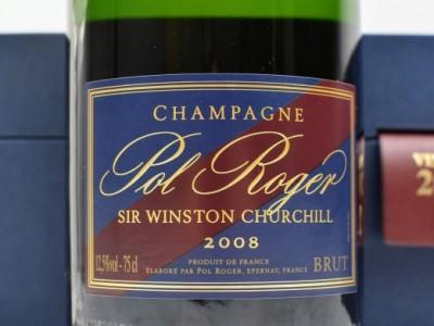 Champagner 2008 Winston Churchill Brut