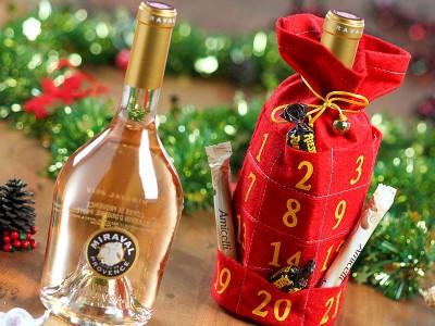 Miraval - Wein-Adventskalender Miraval Rosé 2019