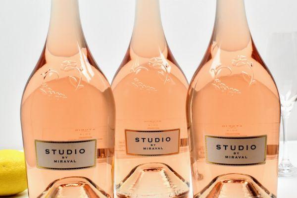 Miraval - 3er-Paket Miraval Studio Rosé 2019 Magnum