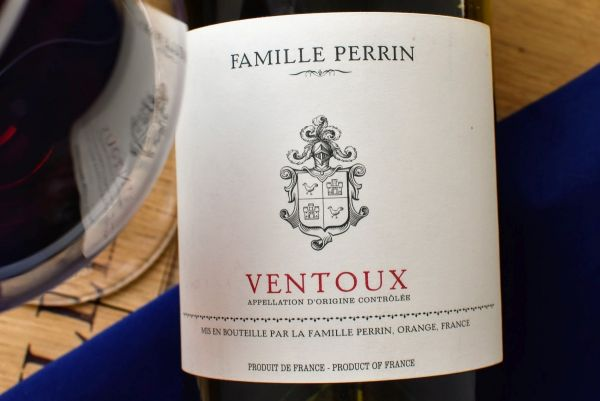 Famille Perrin - Ventoux Rouge 2019