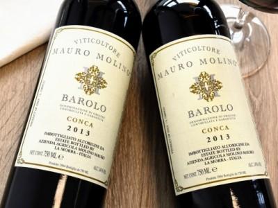 Barolo 2013 Conca