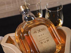 Reisetbauer - 4X50 R.N.P. Finely Distilled Superior Rum