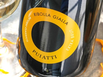 Puiatti - Spumante Ribolla Gialla Extra Brut