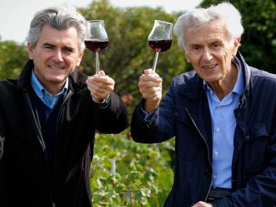 Franck und Georges Duboeuf