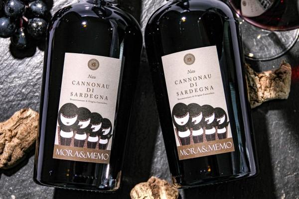 Mora & Memo - Cannonau di Sardegna 2019 Nau