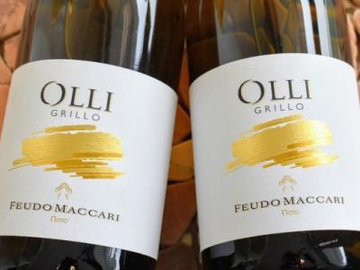 Feudo Maccari - Grillo 2019 Olli