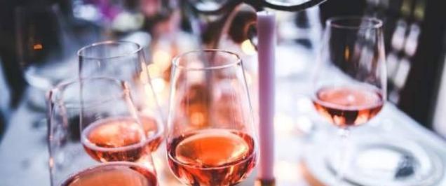 Rosato Wein aus Italien