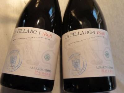Albariño 2010 Fillaboa 1898