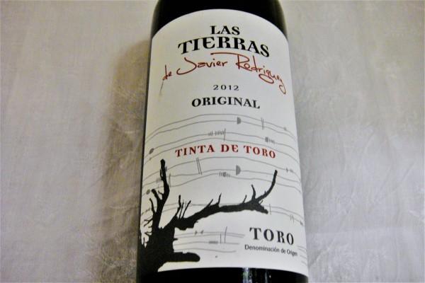 Las Tierras 2012 Original