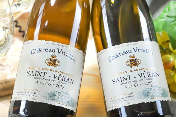 Château Vitallis - Saint-Véran 2019 A la Côte