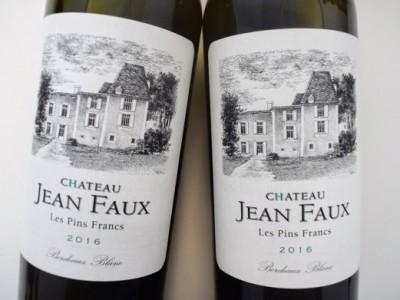 Bordeaux blanc 2016 Les Pins Francs