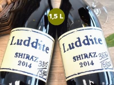 Shiraz 2014 Luddite Magnum