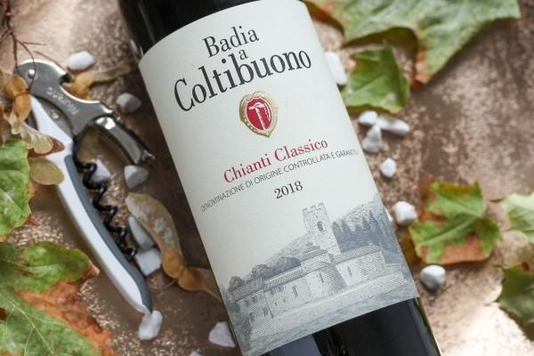 Badia a Coltibuono - Chianti Classico 2018 Bio