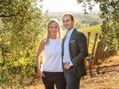 Julia und Georg Weber