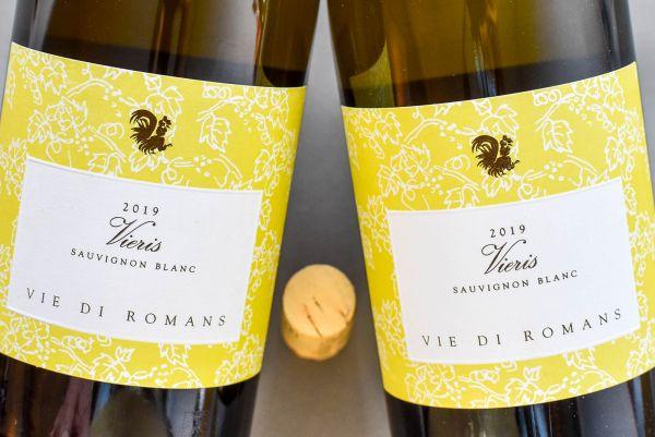 Vie di Romans - Sauvignon Blanc 2019 Vieris