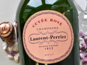 Laurent-Perrier - Champagne Cuvée Rosé Brut
