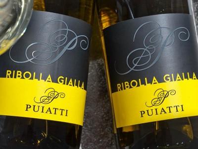Ribolla Gialla 2019 Puiatti