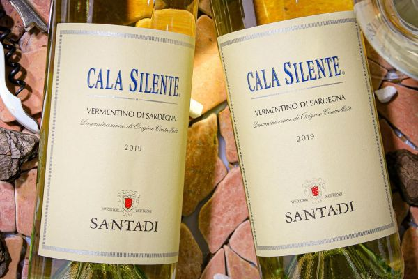 Santadi - Vermentino 2019 Cala Silente