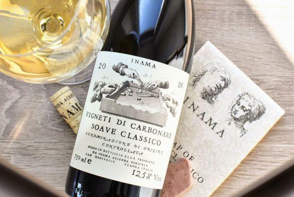 Inama - Soave Classico 2018 Carbonare