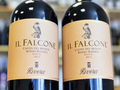 Rivera - Il Falcone 2014 Castel del Monte Riserva