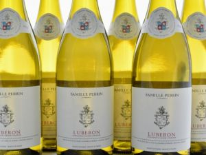 Famille Perrin - 6er-Sparpaket Luberon Blanc 2019