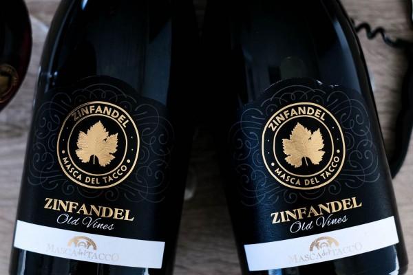 Masca del Tacco - Zinfandel 2018 Old Vines