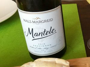 Nals Margreid - Sauvignon Blanc 2018 Mantele