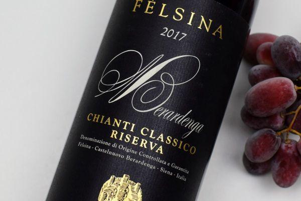 Felsina - Chianti Classico Riserva 2017 Berardenga