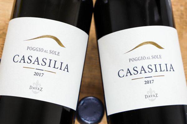 Poggio al Sole  - Chianti Classico Gran Selezione 2017 Casasilia Bio