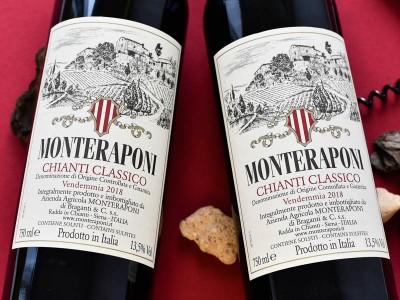 Monteraponi - Chianti Classico 2018
