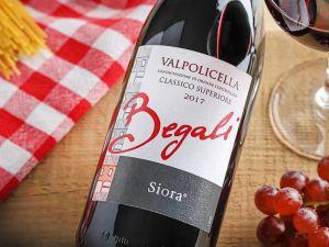 Lorenzo Begali - Valpolicella Classico Superiore 2017 Siora