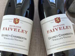 Faiveley - Pinot Noir Gevrey-Chambertin 2017 Vieilles Vignes